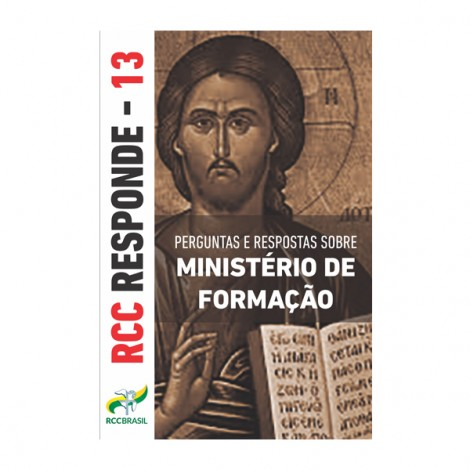 RCC Responde 13 - Ministério de Formação
