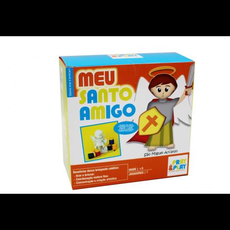 Meu Santo Amigo - São Miguel Arcanjo.