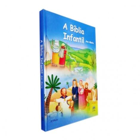 A Biblia Infantil - Capa Dura