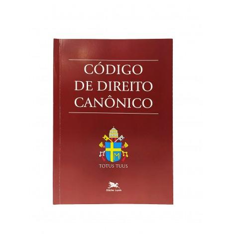 Código do direito canônico - bolso