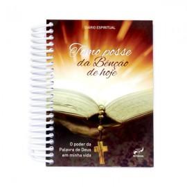 Diário Espiritual - Tomo Posse da Benção de Hoje