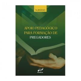 Subsídio apoio pedagógico para formadores de pregadores