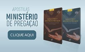 Apostilas ministério de pregação